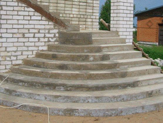 Как сделать крыльцо из бетона - советы экспертов