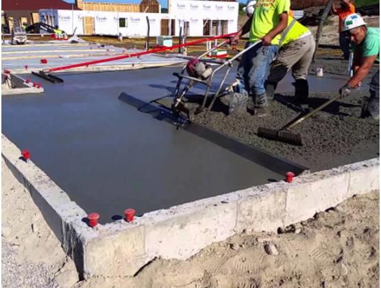 Толщина бетона по ГОСТу. Толщина стены из бетона
