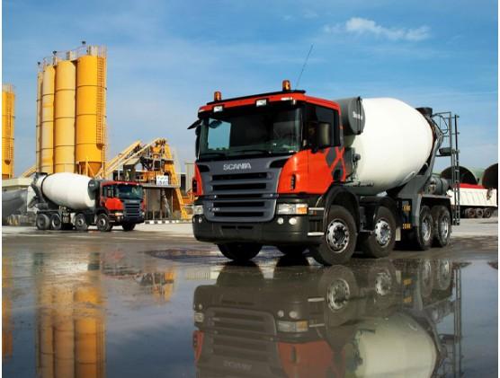 Производство, продажа и доставка бетона