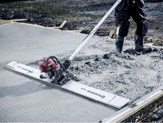 Как проводится укладка бетона в труднодоступные места?