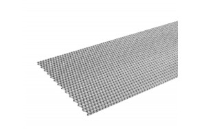 Лист стальной просечно-вытяжной ПВЛ-410 1х2,4, 4 мм