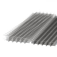 Сетка дорожная черная 150х150х2,5 мм (2х6)