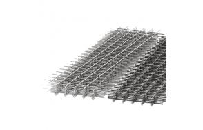 Сетка дорожная черная 100х100х5 мм (2х6)