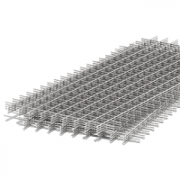 Сетка кладочная черная 50х50х2,5 мм (0,35х2)