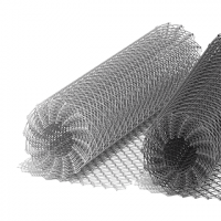 Сетка рабица оцинкованная 55х55х1,6 мм (1,8х10)