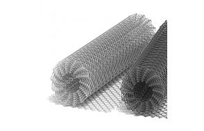 Сетка рабица черная 10х10х1 мм (1х10)