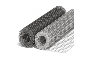 Сетка сварная оцинкованная 12,5х25х1,6 мм (1х50)
